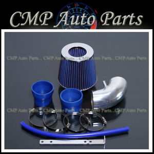 Blue Fit For 2003 2008 Hyundai Tiburon Gt Se 2 7 2 7l V6 Air Intake Kit Systems