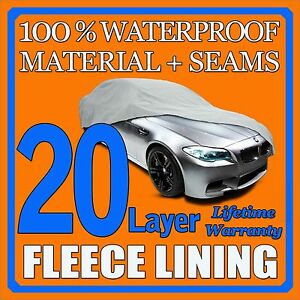 20 Layer Suv Cover Waterproof Layers Outdoor Indoor Car Truck Sec117