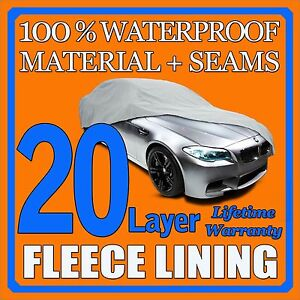 20 Layer Suv Cover Waterproof Layers Outdoor Indoor Car Truck Sei117