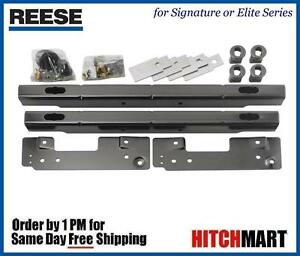 Signature Series 5th Wheel Trailer Hitch Rail Kit For 1988 2000 Chevy C k Series