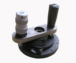 The Dividing Plate For 4 Rotary Table