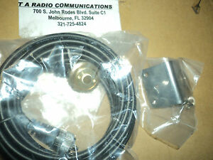 New Tram Nmo 3 4 Hole Mount W 17 Cable Pl 259 Tram L Braket Nmo 1250 1255