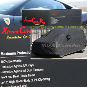 1999 2000 2001 2002 Jeep Grand Cherokee Breathable Car Cover W Mirrorpocket