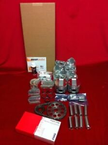 Dodge Car 315 Poly Master Engine Kit 1956 Pistons Rings Gaskets