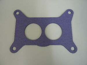 Holley Qft Aed Ccs 7448 80787 1 2300 2 Bbl Mounting Flage Gasket 060 Thick
