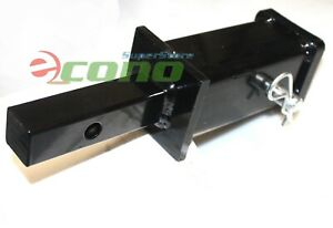 1 1 4 To 2 Receiver Extender 11 Extension Hitch 11 Inch Tow Bar Hitch W Pin