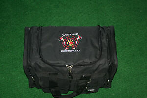 Custom Embroidered 1st Responder First Aid Bag Emt Ems