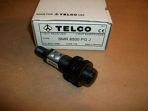 Telco Sensor Light Receiver Smr8500pgj New In Box