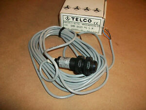 Telco Proximity Switch Smr8420pg5m New In Box