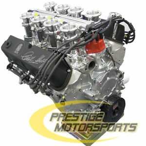 427 Shelby Aluminum Crate Engine 575hp Ford Stroker Cobra Turn Key 393 408 427
