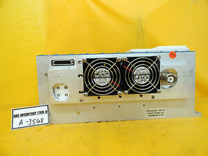 Amat Applied Materials 0010 35937 Rf Match Assembly Used Working