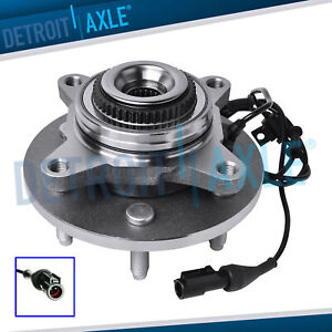 Front Wheel Bearing Hub 2003 2006 Ford Expedition Lincoln Navigator 4x4 4wd
