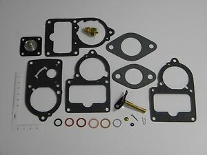 Vw Solex 61 74 28 Pict 1 2 30 Pict 1 34pict3 34pict4 Carburetor Kit