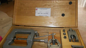 Brown Instruments 364950 Motor Shop Repair Tools Set Honeywell Co f5