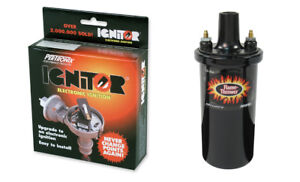 Pertronix Ignitor coil Ford lincoln mercury Y block Fits Ford Distributor 12 vlt