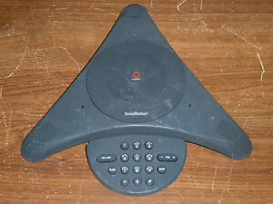 Polycom Lucent Soundstation Conference Phone Perfect Working