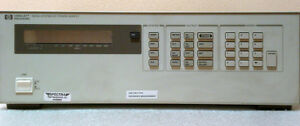 Agilent Hp 6623a Precision System Power Supply 80w 3 Outputs