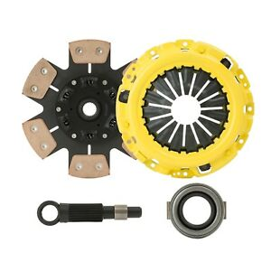 Stage 3 Racing Clutch Kit Fits 1990 1991 Acura Integra 1 8l Dohc B18 By Cxp