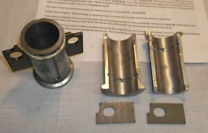 4 Piece Main Bearing Set John Deere 3 Hp Type E Hit Miss Gas Engine New Design