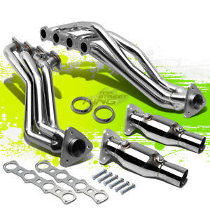 For 99 04 Ford F150 Pickup 5 4 V8 8 2 Stainless Steel Performance Exhaust Header