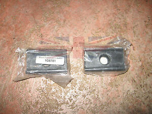 New Gearbox Transmission Front Stabilizer Buffer Mounts Mount Mgb 1975 80