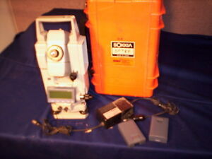 Sokkia Set 6f Total Station