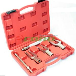 5pcs Tie Rod Ball Joint Pitman Arm Tool Set Joint Remover Separator Pickle Fork