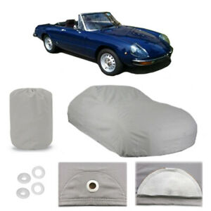 1969 1994 Alfa Romeo 5 Layer Car Cover Fitted Water Proof Snow Rain Sun Dust
