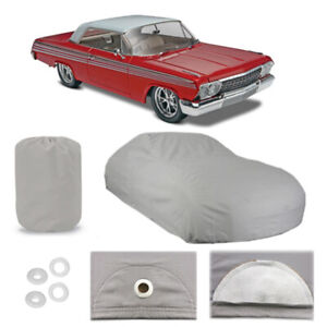 Chevy Impala 6 Layer Car Cover Outdoor Water Proof Rain Snow Sun Dust 5th Gen