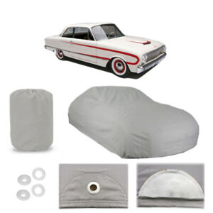 Ford Falcon 5 Layer Car Cover Fitted In Out Door Water Proof Rain Snow Sun Dust