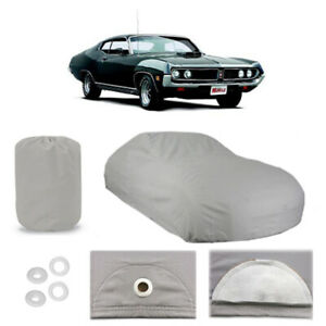 Ford Torino 5 Layer Car Cover Fitted In Out Door Water Proof Rain Snow Sun Dust