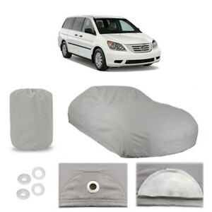 Honda Odyssey 5 Layer Car Cover Fitted Outdoor Water Proof Rain Snow Sun Dust