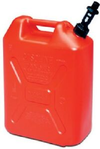 Scepter 05086 Rv520s 5 Gallon Us 20 Military Style Carb Compliant Gas Can