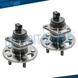 Chevy Cavalier Beretta Pontiac Grand Am Sunfire 2 Rear Wheel Bearing