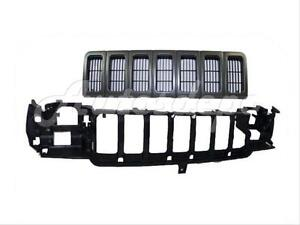 For 96 98 Jeep Grand Cherokee Front Header Mounting Panel Grille
