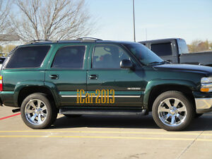 2000 2006 Chevy Tahoe Ls Lt Factory Oe Style Fender Flares 6 Pieces