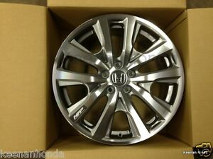 Genuine Oem Honda Accord 2dr Coupe 19 Hfp Diamond Cut Alloy Wheel 2013 2017