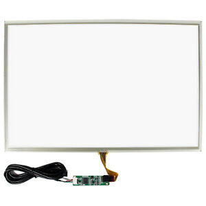 17 Resistive Touch Panel For 17inch 1920x1200 Lcd Screen With Usb Controller