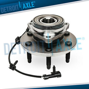 4x4 Front Wheel Bearing Hub Assembly Gmc Sierra Chevy Silverado Escalade Tahoe