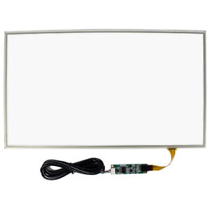 17 3 Resistive Touch Panel Work With Controller Card For 17 3 1600x900 16 9 Lcd