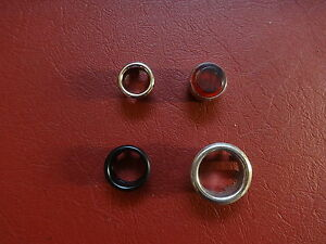 Jewel Bezel Set Jaguar Early Xk120