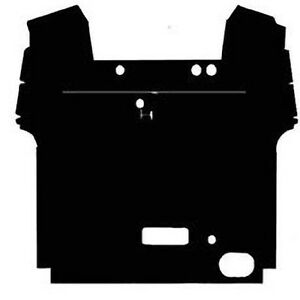 Ford New Holland New Cab Floor Mat 5700 6700 7700 Black