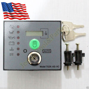 Electronic Auto Start Controller Dse702k as Dse702as Genset Generator Parts