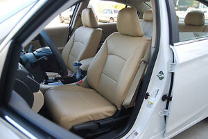 Honda Accord 2013 2017 Sedan New Model Leather like Custom Made Fit Seat Cover