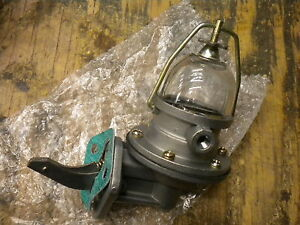 Jeep Willys Mb Ford Gpw Cj2a Cj3a L134 Flat Head Engine Fuel Pump G503
