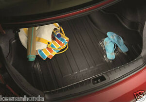 Genuine Oem Honda Accord 2dr Coupe Cargo Trunk Tray 2008 2012