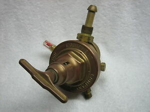 New Victor Acetylene Regulator Vgt 410 Brass Made In Usa Free Ship