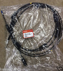 Genuine Oem Honda Civic 2dr Coupe Trunk Gas Door Release Cable 2001 2005 Fuel