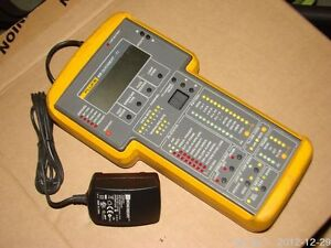 Lcd Fault Spare Parts Only Fluke Networks 635 Quickbert Full Featured T1 Tester