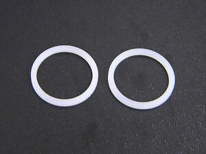 Holley Quick Fuel Aed 26 102 Gasket Fuel Bowl Inlet Nylon 7 8 Pair 2